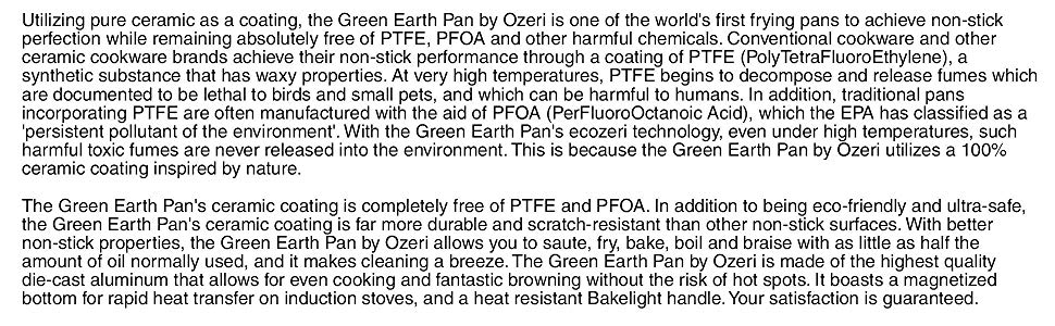 saute pan; wok pan; PFOA free pan; professional pan; omelette pan